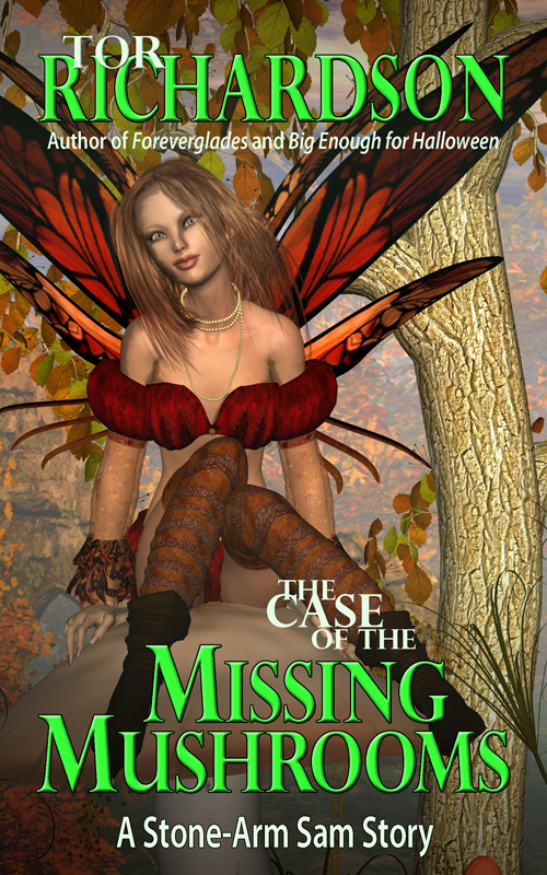 The Case of the Missing Mushrooms